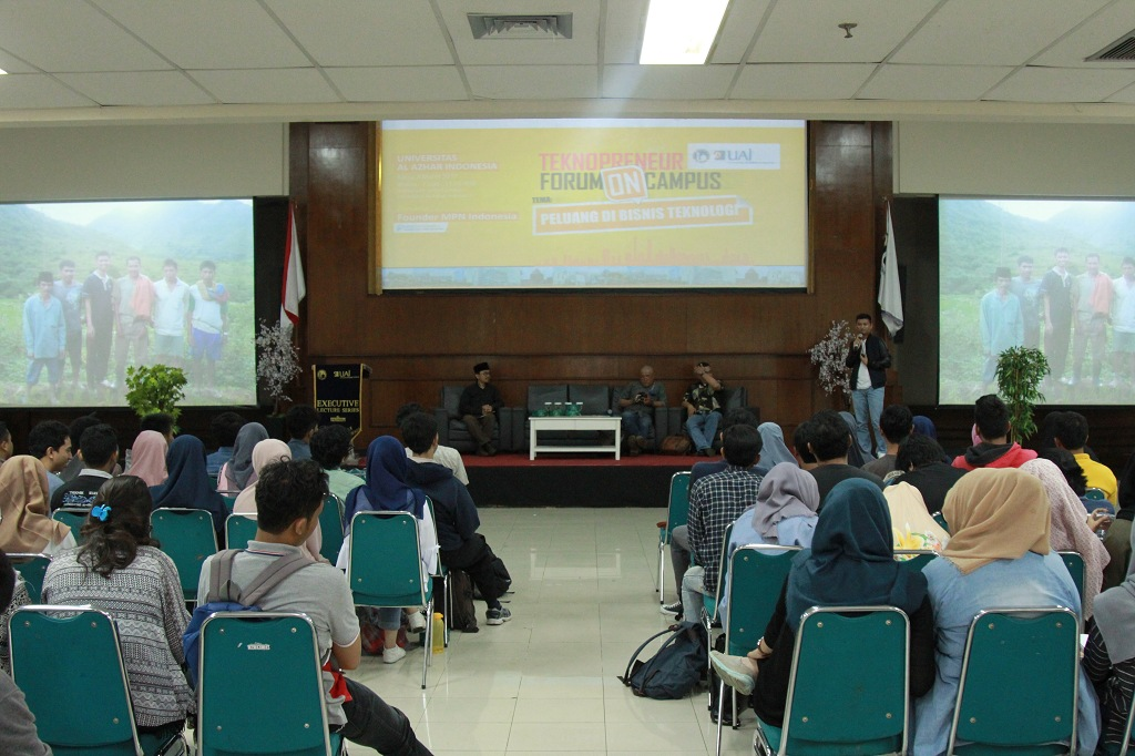 Teknopreneur Forum On Campus
